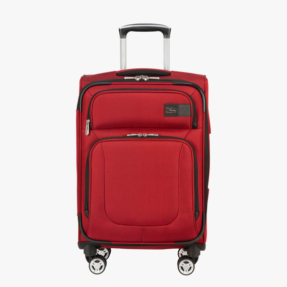 Carry-On Sigma 6 Carry-On in True Red Front View in  in Color:True Red in  in Description:Front