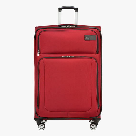 Large Check-In Sigma 6.0 28-inch Check-In Suitcase in True Red Front View in  in Color:True Red in  in Description:Front