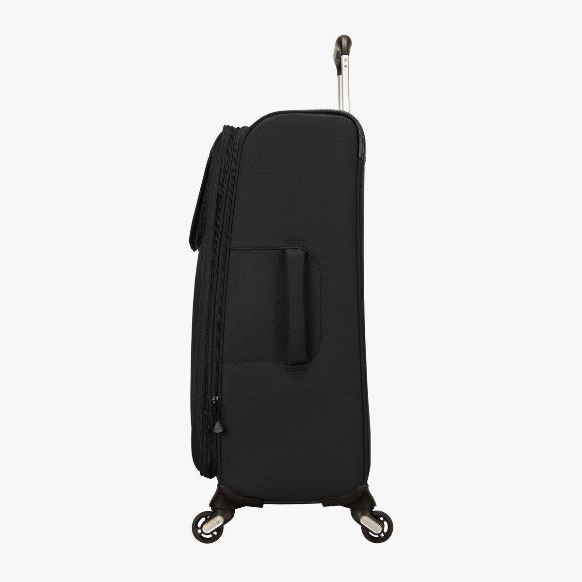 f70c2cea8 ... Medium Check-In Skyway Luggage 24-Inch Spinner Suitcase in Black in in  Color ...