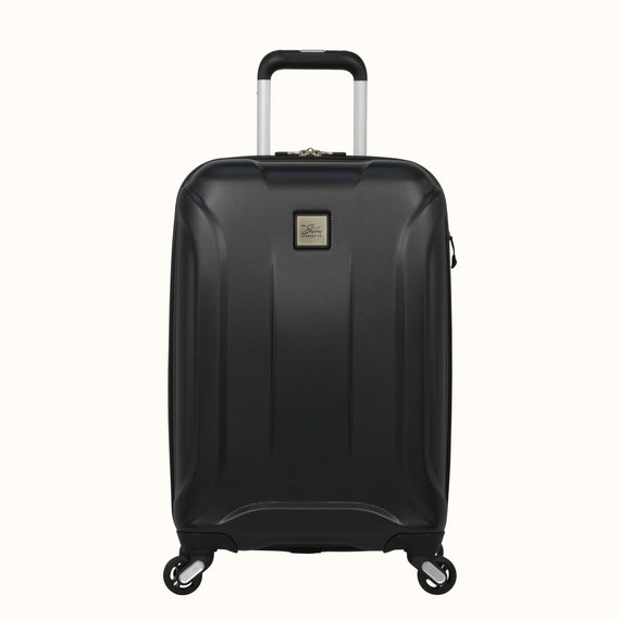 Carry-On Nimbus 3.0 20-inch Carry-On in Black Front View in  in Color:Black in  in Description:Front