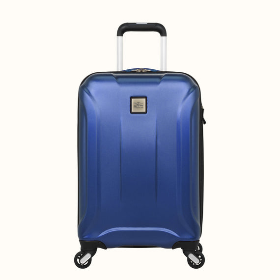 Carry-On Nimbus 3.0 20-inch Carry-On in Blue Front View in  in Color:Cobalt Blue in  in Description:Front