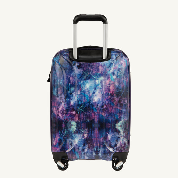 Carry-On Nimbus 3.0 20-inch Carry-On in Purple Cosmo Back View in  in Color:Purple Cosmo in  in Description:Back