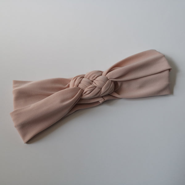Blush Stretchy Headband | Nautically Inspired