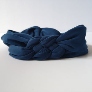 Blue Nautical Knot Headband | Nautically Inspired