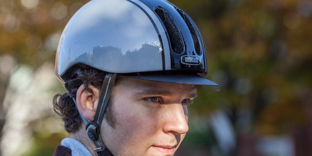 NEW! Metroride Commuter Helmet by Nutcase