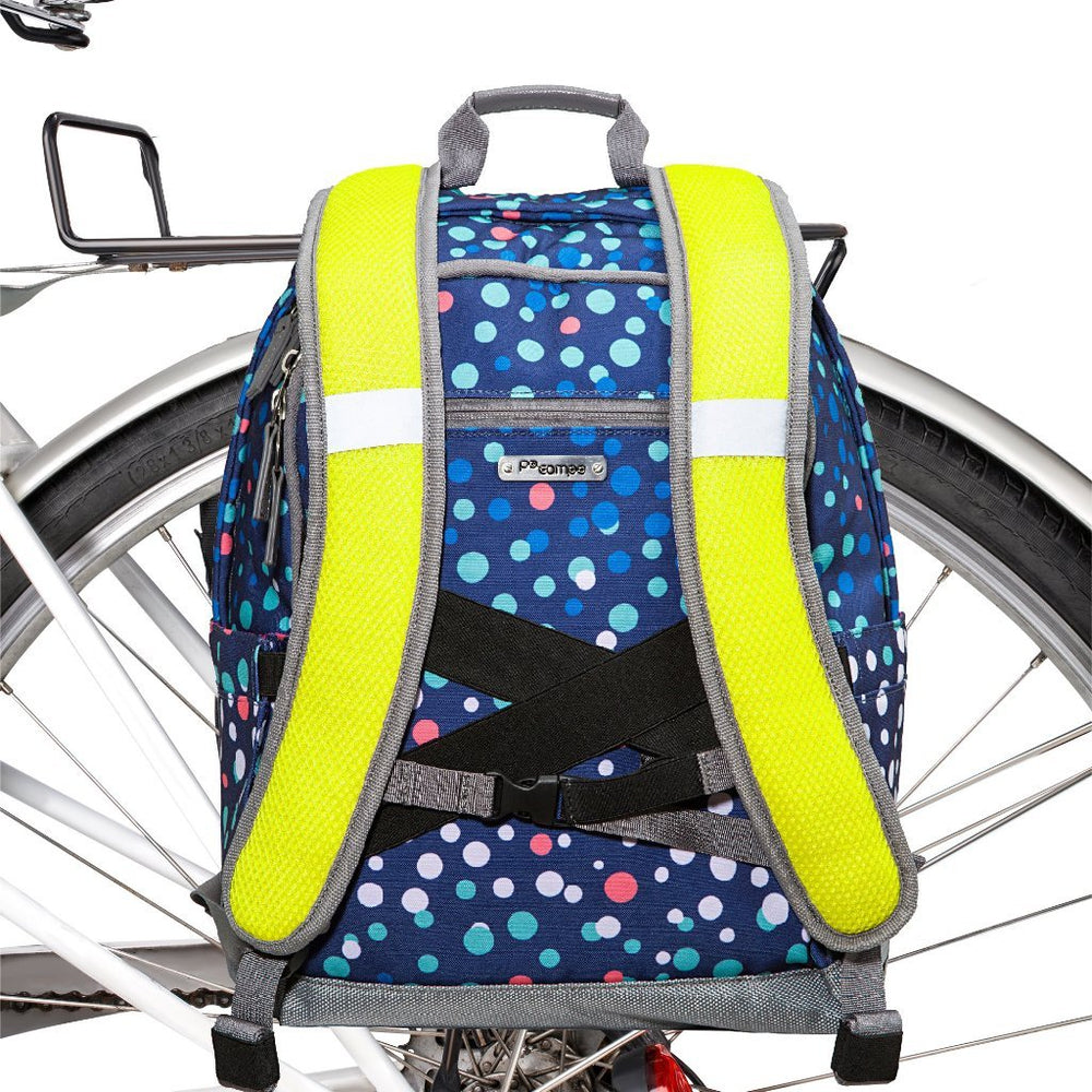 Irving Backpack Pannier - Bubbles