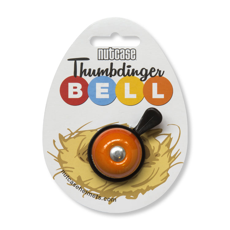 Thumbdinger Bell Orangey Orange (Family 4 Pack)