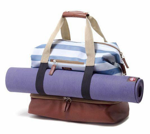 Kinga Handlebar Bag - Sky Stripes