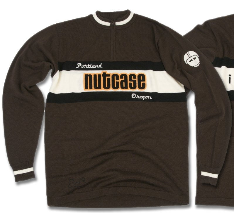 Nutcase Cycling Jersey