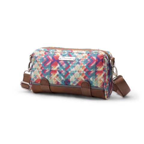 Market Hip Bag - Mosaic