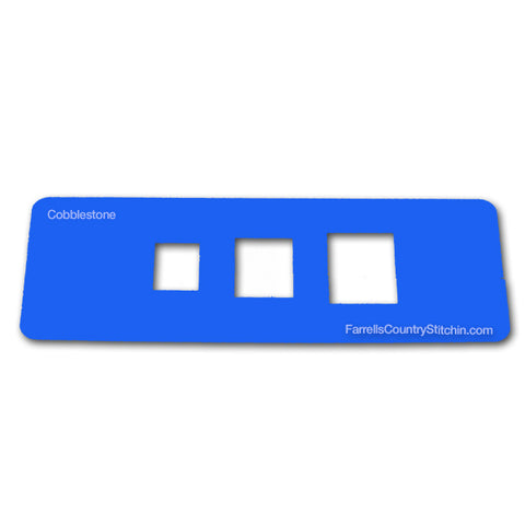 Image of 5 Piece Stones Template Set - Classic - 1/8 Inch thick