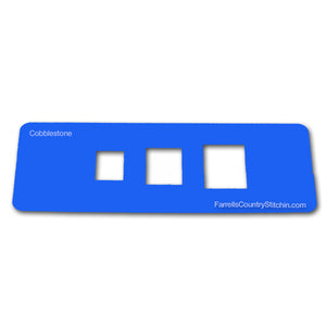 5 Piece Stones Template Set - Classic - 1/8 Inch thick