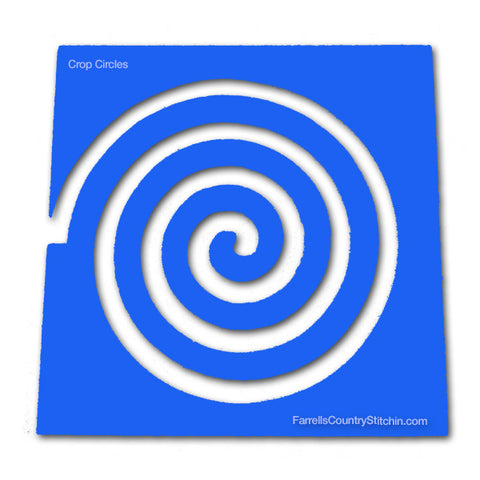 Crop Circle - Classic - Path Easy™ - 1/2 Inch Path Width - 1/8 Inch Thick