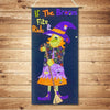 If The Broom Fits - Banner - Pattern - [Digital Download]
