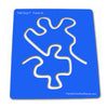 Puzzle - Mini XL - Path Easy™- 1/4 Inch Path Width - 1/8 Inch Thick