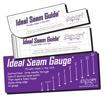 SnD  Student - Ideal Seam Guide 3pc Set