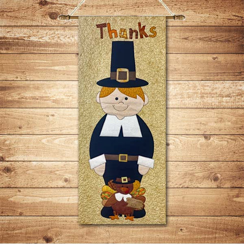 Thanks - Banner Pattern - [Digital Download]