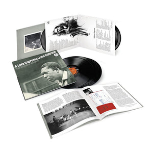 A Love Supreme: The Complete Masters 3LP