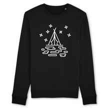 Load image into Gallery viewer, Unisex Camp Organic Sweatshirt
