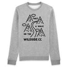 Load image into Gallery viewer, Unisex Wildside Organic Sweatshirt