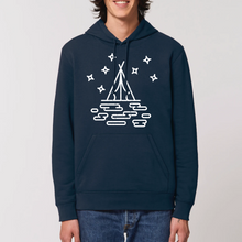 Load image into Gallery viewer, Unisex Camp Organic Hoodie