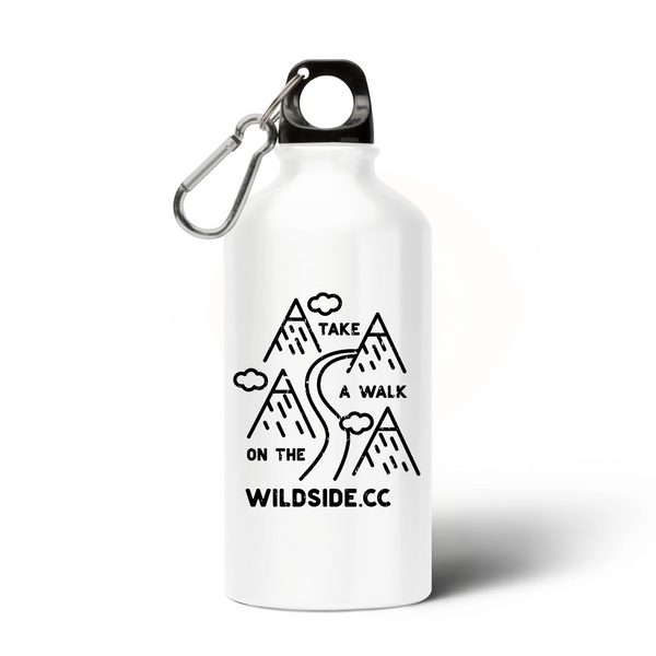 Aluminium Water Bottle Wildside