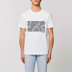 Unisex Paths Organic T-Shirt