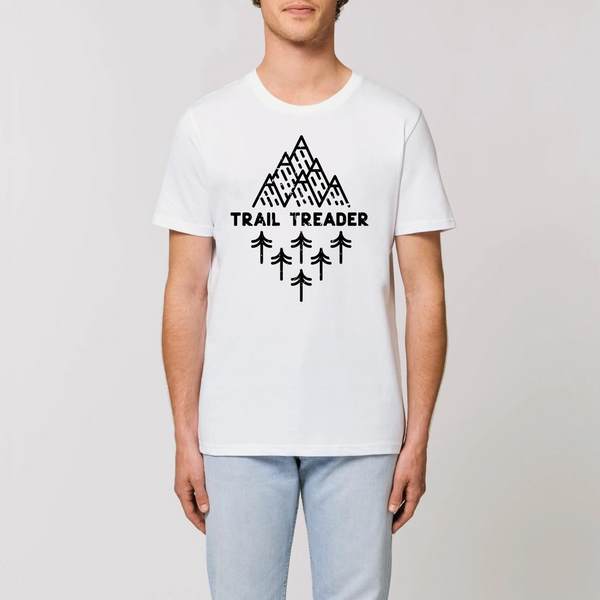 Unisex Trail Treader Organic T-Shirt