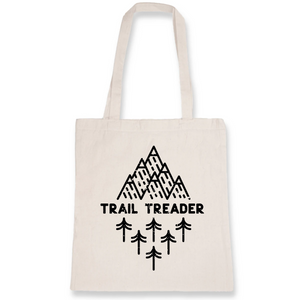 Trail Treader Tote Bag