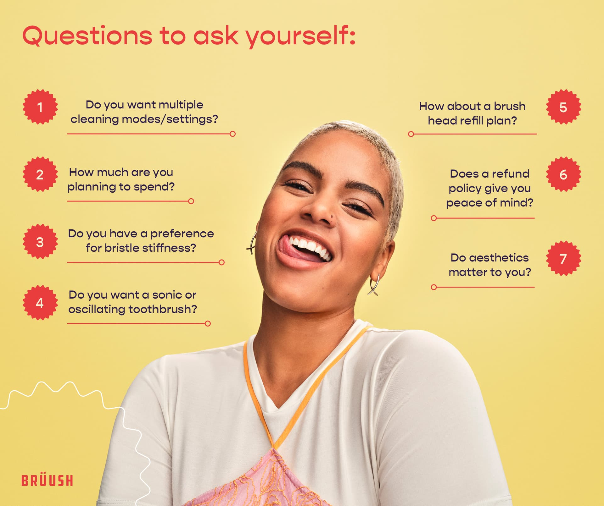 questions to ask yourself regarding electric toothbrushes