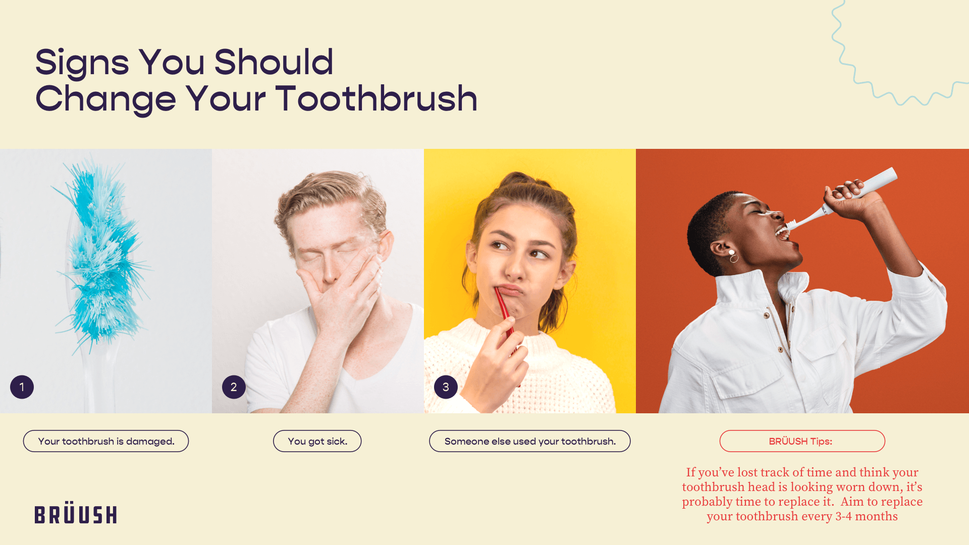 Top Signs You Should Change Your Toothbrush