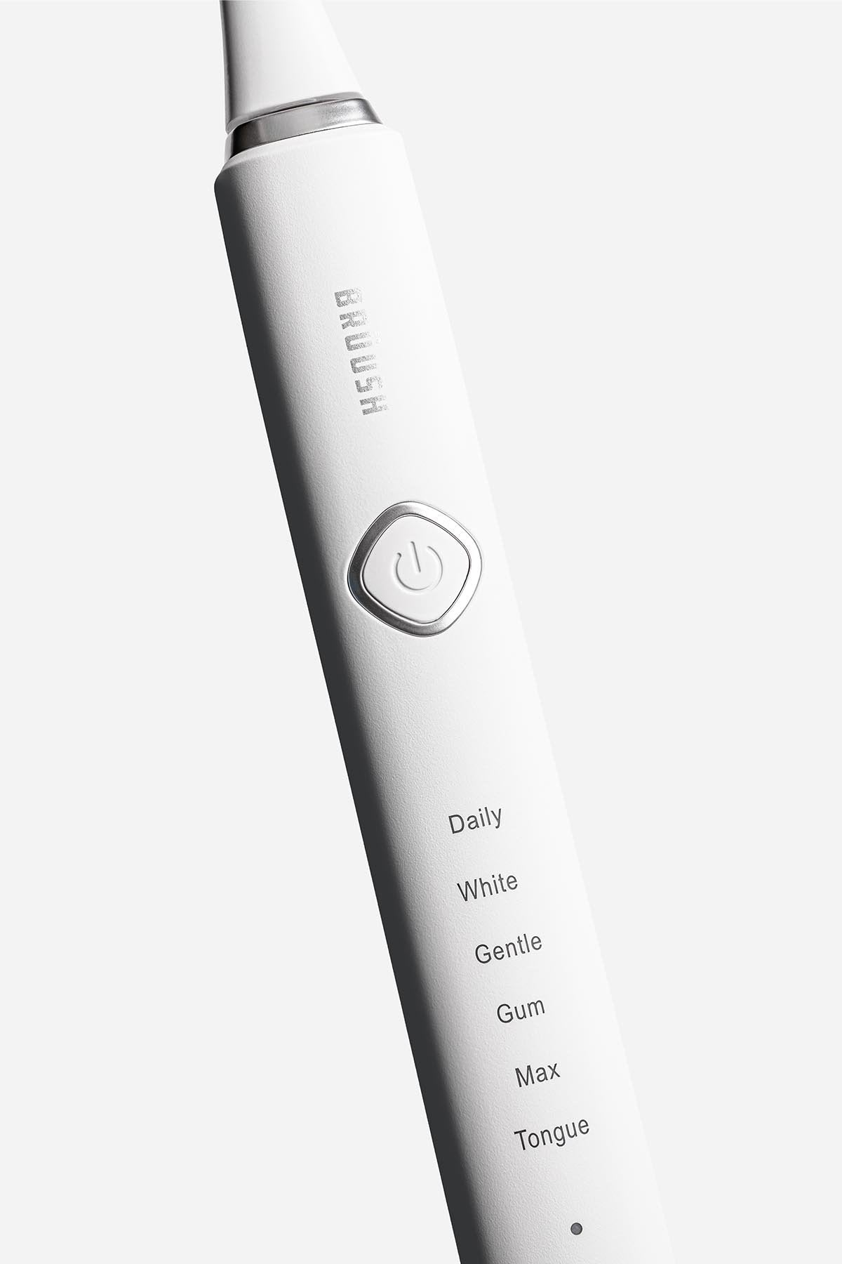 White Electric Toothbrush