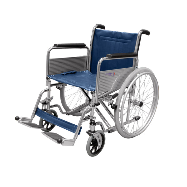 Heavy Duty Self-Propelled Wheelchair