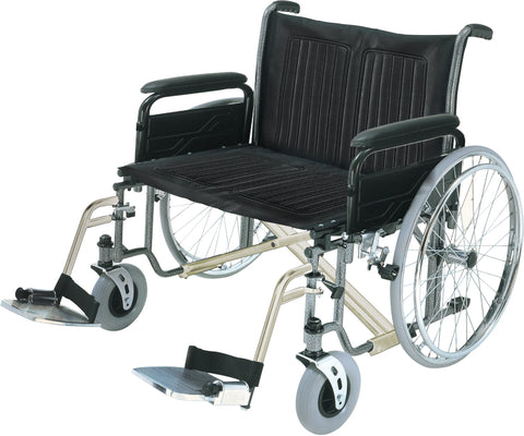 Roma Heavy Duty Wheelchair XL