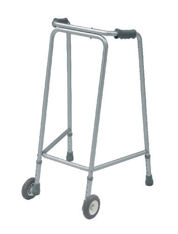 Narrow Lightweight Walking Frame with Wheels