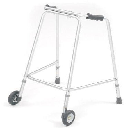 Lightweight Walking Frames with Wheels