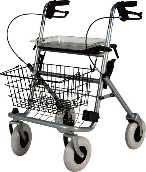"Roma Safety ""Shopper"" Walker - Silver"