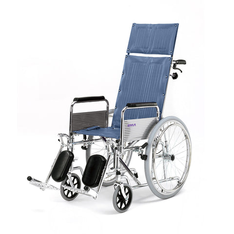 Fully Reclining Wheelchair by Roma Medical