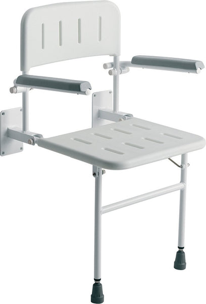 Roma Lift Up Seat with Arms & Back