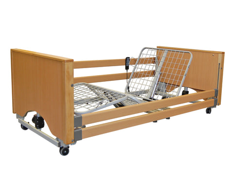 Siesta Low Homecare Bed