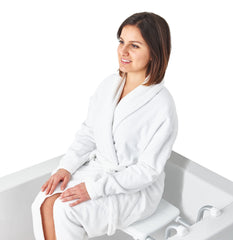 Bathtub seat - adjustable