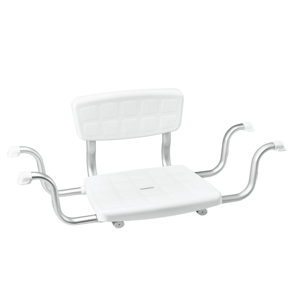 Bathtub seat - adjustable with backrest