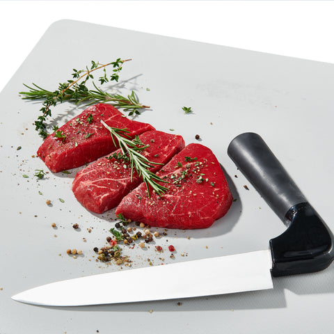 Meat knife - ergonomic