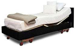 Full Image of the Bariatric Homecare Bed