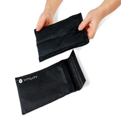 Vitility Medical Cooling Bag with inside sleeve shown removed