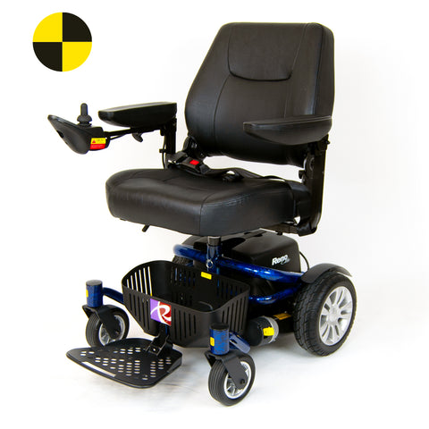 Reno Elite Captain Seat Power Chair