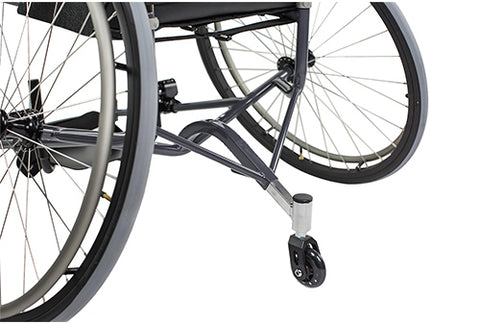 Tennis Wheelchair Anti Tip Wheel