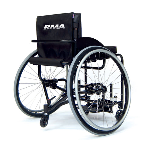 Dance Wheelchair Rear View