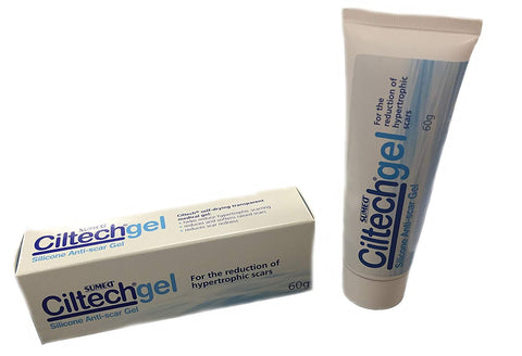 Ciltech Silicone Gel Tubes