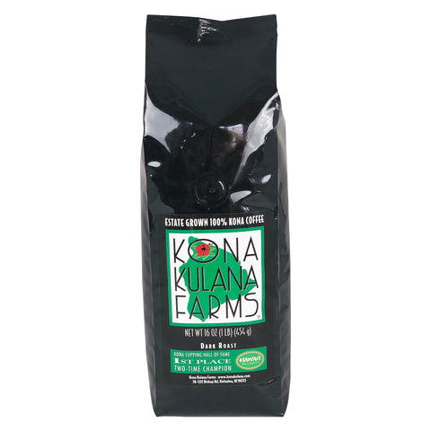 Kona Kulana Farms Estate Grown 100% Kona Coffee – Dark Roast